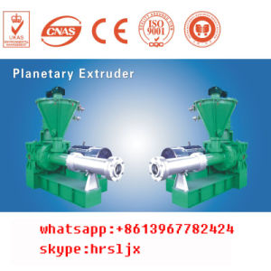 Planetary Screw Extruder with Main Spinple and Multiple Satellite Screw or Spinple and Full Calender Manufacturing Line pictures & photos