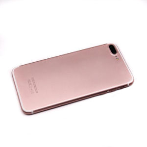 Goophone I7 Plus 5.5 Android 6.0 Quad Core 4G WCDMA RAM 4GB + 32GB Show 4G Lte Real Touch ID Fingerprint Unlocked Cellphone Pk Note 7 S8edge pictures & photos