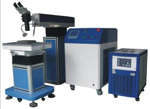 300W Laser Welding Machine for Mold Repairing pictures & photos