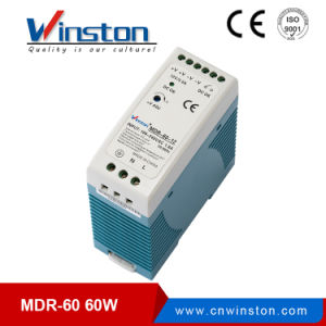 Mdr-60 Series Single Output Industrial DIN Rail Power Supply pictures & photos