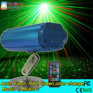Mini Laser Projector Cheap Mini DJ Stage Light Twinkling Star Effect with Remote Control pictures & photos