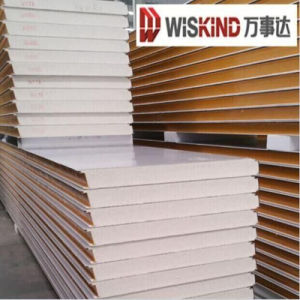 China Building Thermal Partition Wall Insulation EPS Sandwich Panel pictures & photos