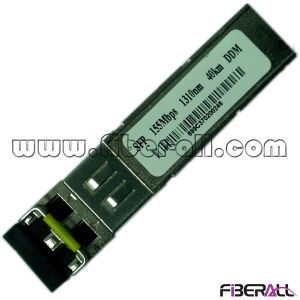 Fiber Optical SFP Module 155Mbps 1310nm 40km LC Ddm pictures & photos