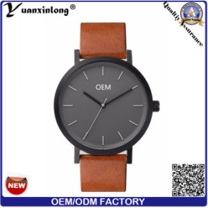 Yxl-020 Wrist Watches Stainless Steel Fashion Western Watch Promotional Hottest Horse Branded Quartz Watch pictures & photos