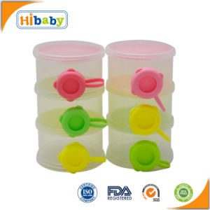 Baby Friendly Goods Formula Milk Storage Can Breast-Milk Container