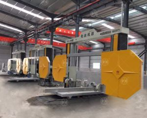 CNC - 2000 Marble Stone Wire Saw Cutting Machine pictures & photos