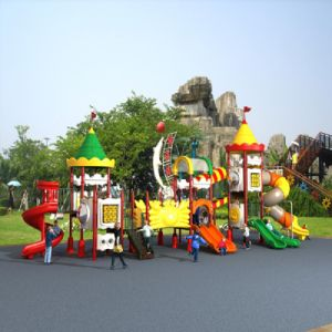 Safety Colorful Outdoor Playground pictures & photos