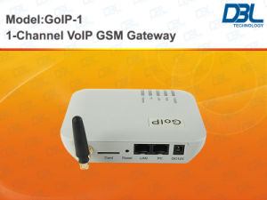 1 Channel GSM VoIP Gateway/GoIP 1/GoIP GSM pictures & photos