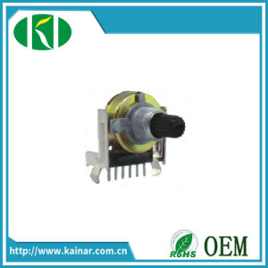 17mm Volume Control Potentiometer with 6 Pin Wh0172asj-2 pictures & photos
