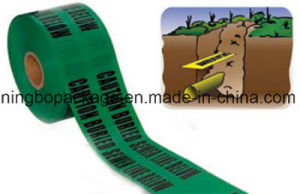 China PE Plastic Warning Tape with Best Price High Quality pictures & photos