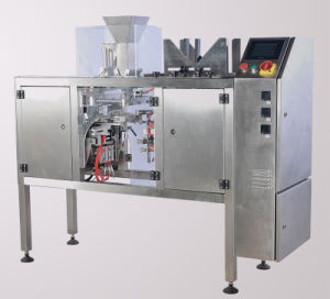 Mdpx Stand up Bag Packing Machine with Zipper pictures & photos