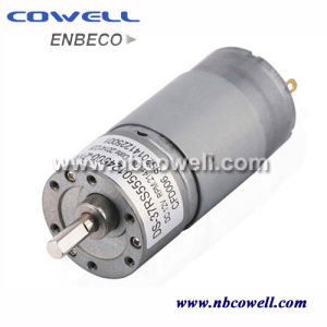 Long Shaft High Torque Brushed DC Motor