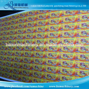 Automatic High Speed Corrugated Carton 4 Color Flexographic Printing Machine pictures & photos