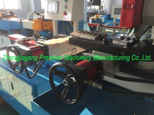 Large Size Automatic Steel Pipe Cutting Machine Plm-Qg425CNC pictures & photos