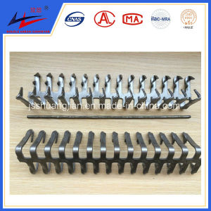 Zinc Plate Belt Fastener Supplier for Thick Belt Joint pictures & photos