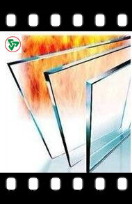 safety and Tempered Fire Resistant Glass for Building pictures & photos