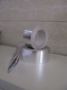 Aluminum Foil Scrim Tape (FSKT-3/FSKT-2) pictures & photos