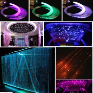 Colorful RGB Fiber Optic Star Ceiling Lighting pictures & photos