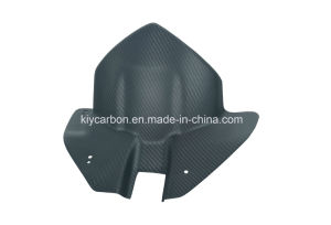 Twill Carbon Fiber Matte Finish Rear Hugger for Honda Cbr 1000rr 08+ pictures & photos