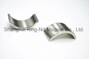 N38sh Arc/Segment Neodymium Magnet for Power Steering Motor