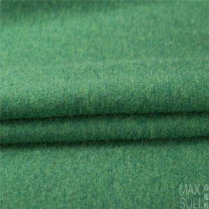 100% Double Sides Cashmere Fabrics for Winter Season in Green pictures & photos