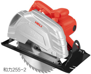 255mm 1500W Power Tool Al Housing Circular Saw (255-2) pictures & photos