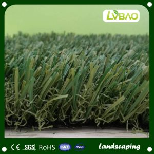 Chinese Best Synthetic Grass Artificial Turf for Landscape pictures & photos