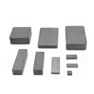 Professional Ferrite Magnet Block pictures & photos