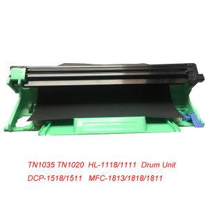 Original Quality Compatible Brother Dr1035 Dr1020 Dr1000 Dr1030 Dr1060 Dr1075 Drum Unit for Brother Hl-1118/1111 DCP-1518/1511 Drum Cartridge pictures & photos