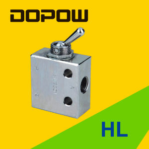 Hl Series Knob Switch Solenoid Hand Manual Valve pictures & photos