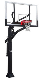 Certified Outdoor Basketball Stand, Competition Basketball Stand pictures & photos