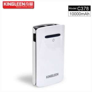 Kingleen C378 Power Bank 10000mAh Dual USB 2A Output High Quality for Phone pictures & photos