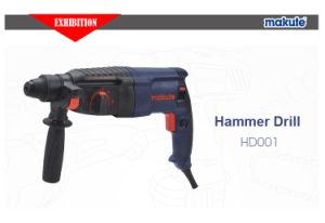 Makute Brand with Portable Jack Hammer Drill (HD001) pictures & photos