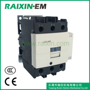 Raixin New Type Cjx2-N95 AC Contactor 3p AC-3 380V 45kw