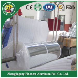 High Quality Household Aluminium Foil Jumbo Roll 11micron pictures & photos