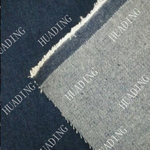 Blue Twill Denim Jeans Fabric (3606) pictures & photos