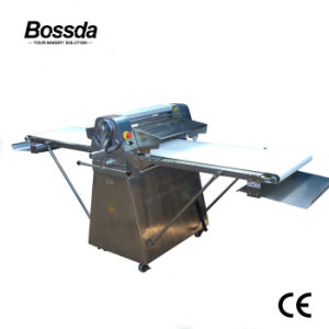 Full-Stainless Steel Floor Type Dough Sheeter Bdq-650CS pictures & photos