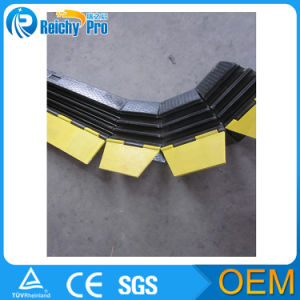 Industrial 2 Channel Cable Ramp with Heavy-Load Capacity pictures & photos