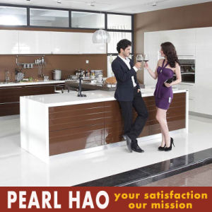 Residential House Lacquer Finish Kitchen Cabinets pictures & photos