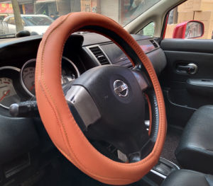 Fashion New Design OEM PVC Car Steering Wheel Covers