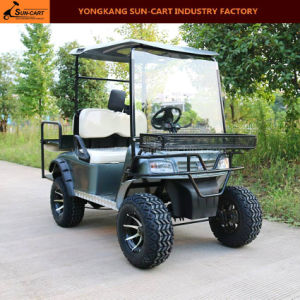 4 Seater Electric Hunting Golf Cart pictures & photos
