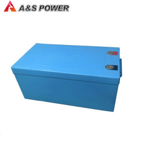 Rechargeable 12.8V 120ah 26650 LiFePO4 Battery Packs for Solar Street Light pictures & photos