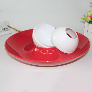 Hot Selling Plastic Nut Bowl Candy Plate pictures & photos