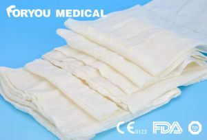 Free Samples Medical Solubel Hemostatic Wound Gauze with Ce FDA pictures & photos