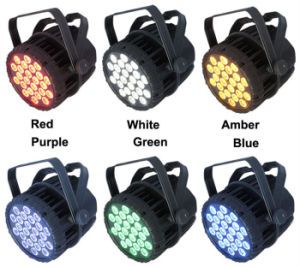 IP67 24PCS Waterproof DMX LED PAR Can Outdoor Light pictures & photos