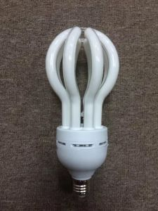 85W Lotus 3000h/6000h/8000h 2700k-7500k E27/B22 220-240V Energy Saving Tube pictures & photos