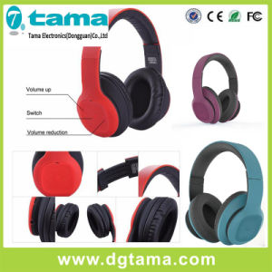 Classic and Competitive Stereo Colorful Bluetooth V4.0 Overhead Headband Headphone pictures & photos