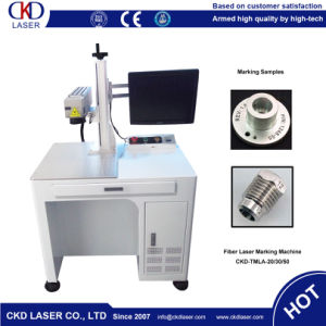 Diffraction Limited Beam Quality Fiber Laser Marking Machine for Sprinkler pictures & photos