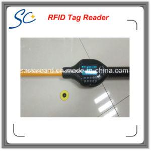 Handheld Livestock Scanner 134.2kHz Animal RFID Tag Reader pictures & photos