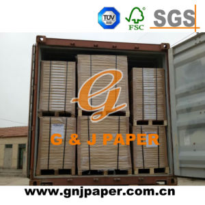 48-50GSM CB CFB CF Non Carbon Copy Paper in Sheet pictures & photos